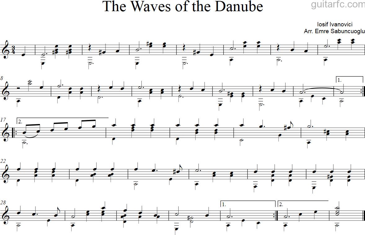 Danube waves 2
