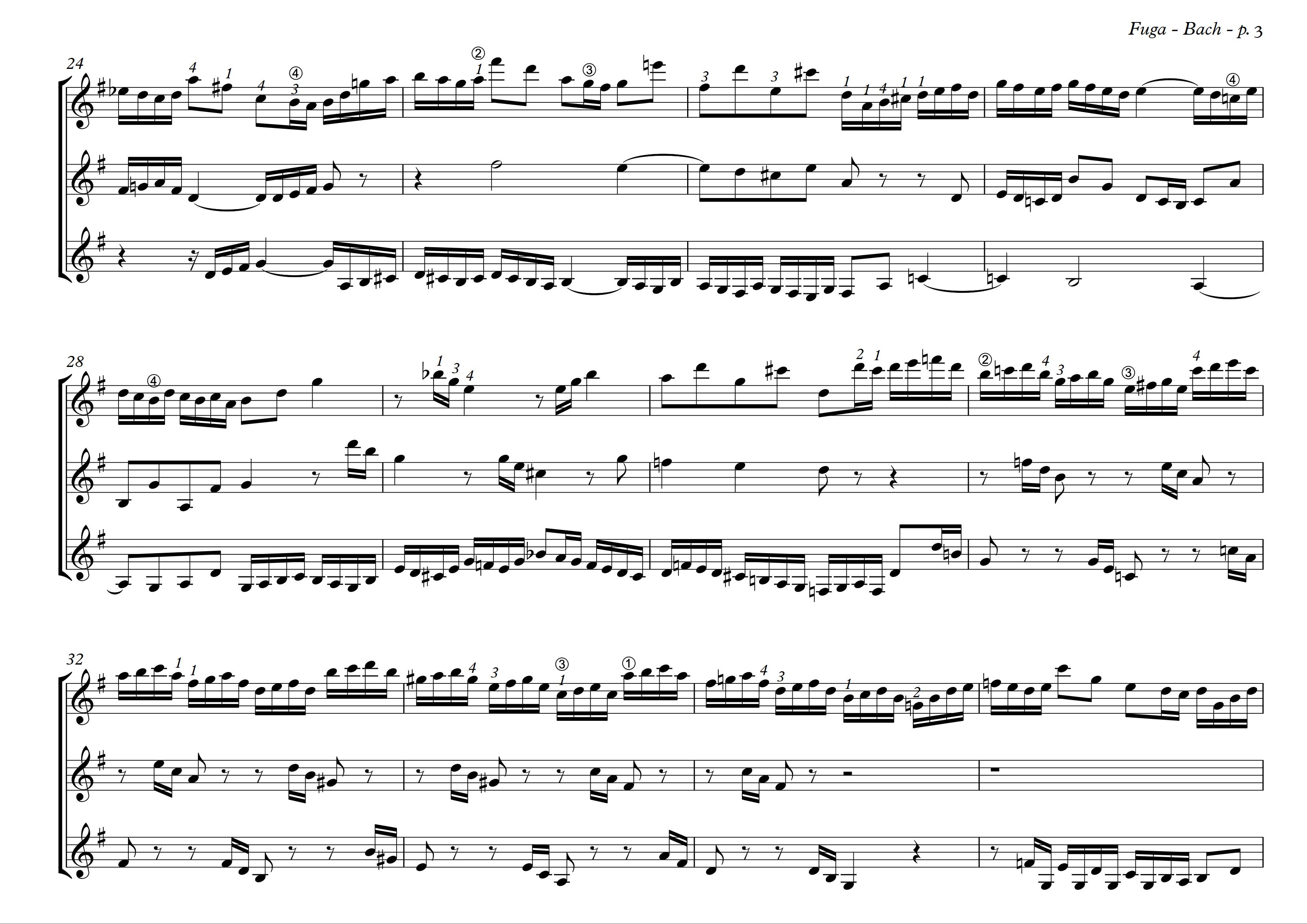 Fuga - Bach - Maximo Barbieri -3