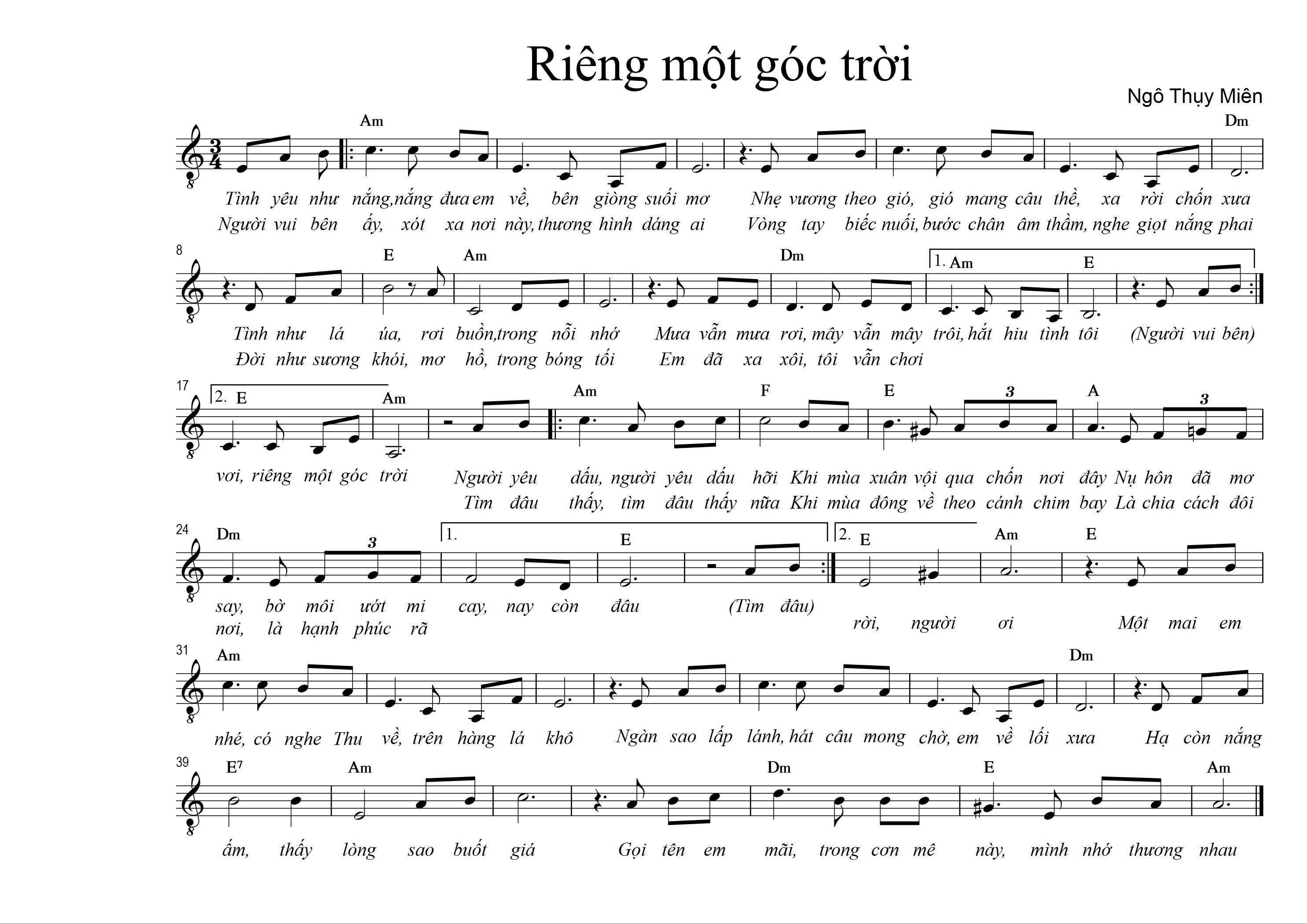 09 Rieng mot goc troi - 1