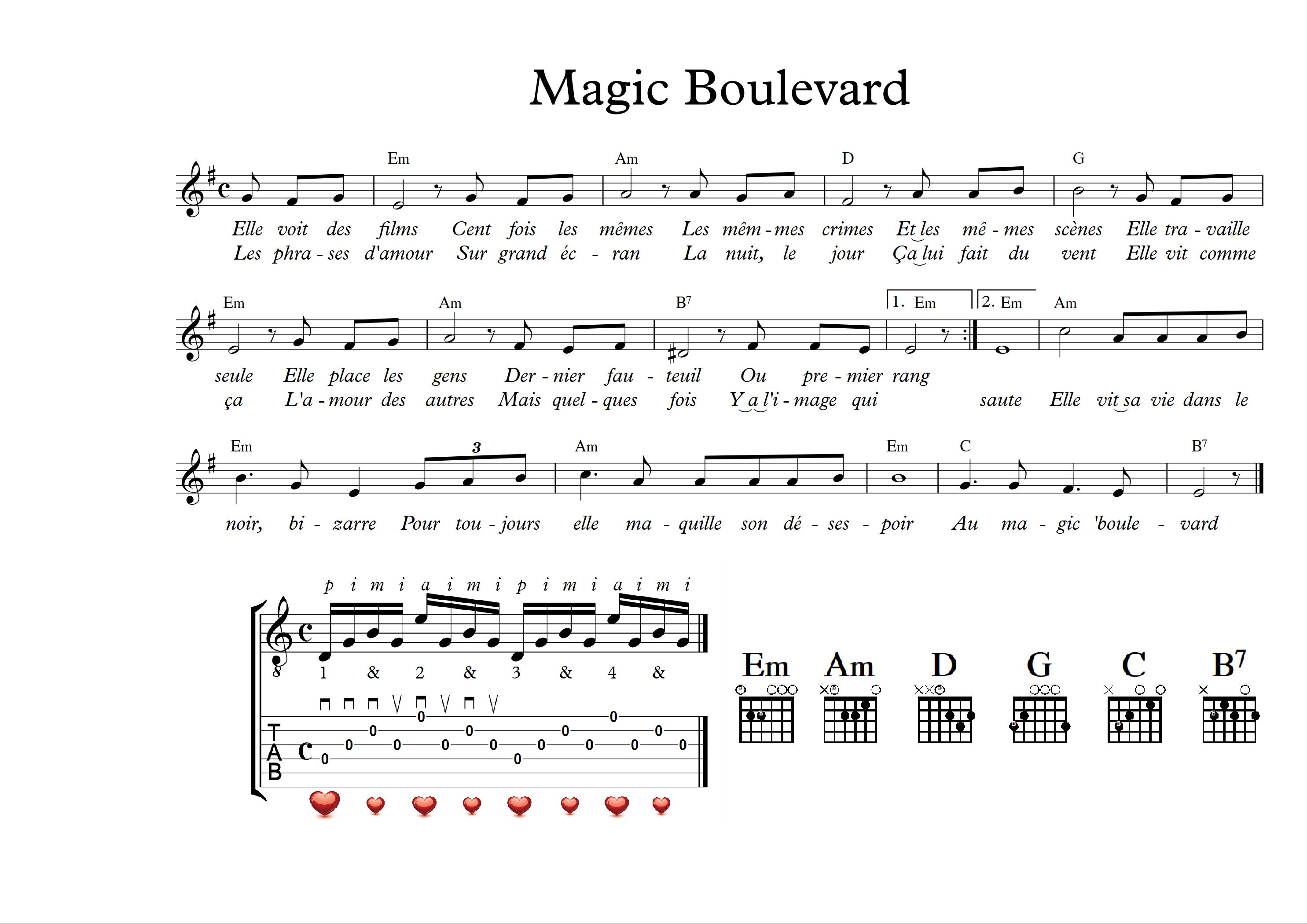 10 Magic Boulevard - 1