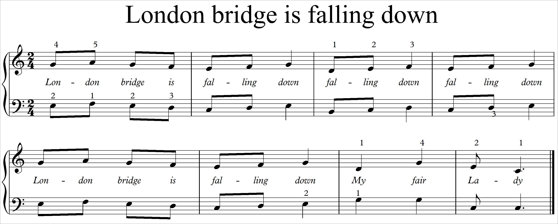 London bridge is falling down 2