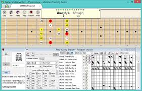 phan mem Guitar scale method