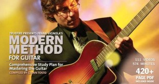 Frank Vignola's Modern Method for Guitar 1