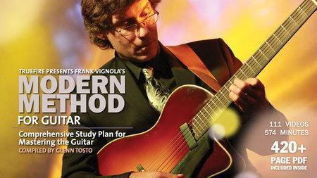 Frank Vignola's Modern Method for Guitar 1